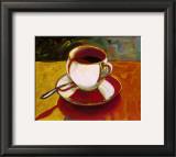 Morning Roast III Art by A. Hemminge