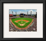 U.S. Cellular Field 2010 Framed Photographic Print