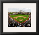 Wrigley Field 2010 Framed Photographic Print