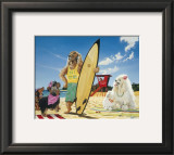 Hot Dawg Print by Scott Westmoreland