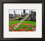 PNC Park 2010 Opening Day Framed Photographic Print