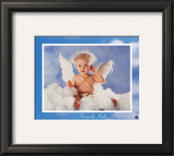 Heavenly Kids Listen Print by Tom Arma