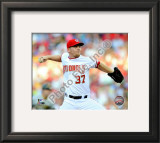Stephen Strasburg 1st MLB Game 2010 Framed Photographic Print
