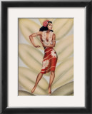 Graceful Dancer Prints by  Gill