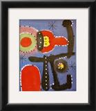 Peinture, c.1954 Print by Joan Miró