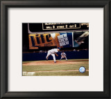 Nolan Ryan - 300th win (Last Pitch) Framed Photographic Print