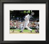 Ken Griffey Jr. 2010 Framed Photographic Print