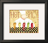 Hot and Spicey Print by Dan Dipaolo