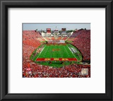 Los Angeles Memorial Coliseum USC Trojans 2006 Framed Photographic Print