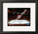 Wachovia Center 2009-10 Playoffs Framed Photographic Print