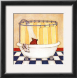 Shower Time Prints by Helga Sermat
