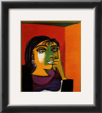 Dora Maar Posters by Pablo Picasso