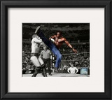 R-Truth 2010 Spotlight Action Framed Photographic Print