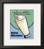 Vanilla Malted Art by Louise Max