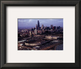 Chicago: Soldier Field, Chicago Bears Prints by Mike Smith