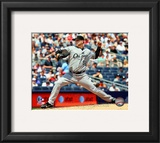 Mark Buehrle 2010 Action Framed Photographic Print