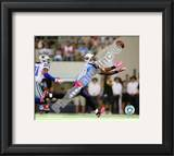Kenny Britt 2010 Action Framed Photographic Print