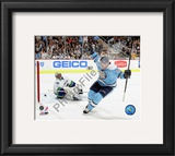 Sidney Crosby 2010-11 Action Framed Photographic Print