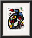 Carota, c.1978 Poster by Joan Miró