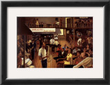 Jazz from the Cellar Prints by Ernest Watson
