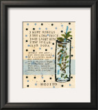 Mojito Poster by Nancy Overton