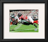 Jeremy Maclin 2010 Action Framed Photographic Print