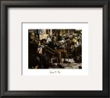 Jazz Band Prints by Gregory Myrick