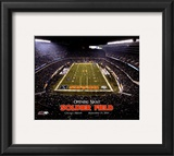 Soldier Field - Opening Night - 9/29/03 Framed Photographic Print