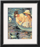 Summertime Prints by Mary Cassatt