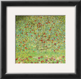 The Apple Tree Prints by Gustav Klimt