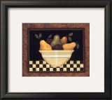 Pears Print by Colleen Sgroi