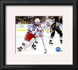 Ryan Callahan 2010-11 Action Framed Photographic Print