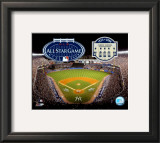 Yankee Stadium 2008 All-Star Game Framed Photographic Print