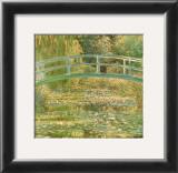 El estanque de los nenúfares Posters por Claude Monet