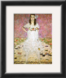 Mada Primavesi Prints by Gustav Klimt