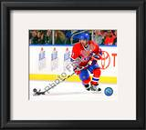 Brian Gionta 2010-11 Action Framed Photographic Print