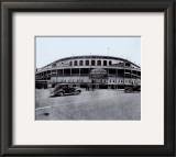 Wrigley Field Framed Photographic Print