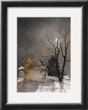 Working Late Prints by Ray Hendershot