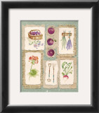 Gardening Pleasures III Posters by Gillian Fullard