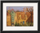 French Farmhouse II Print by Jillian David