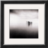 Pier Remains, Bognor Regis, Sussex England Print by Michael Kenna