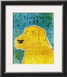 Lab (yellow) Prints by John Golden