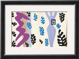 The Knife Thrower, pl. XV from Jazz, c.1943 Poster by Henri Matisse
