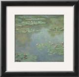 Waterlilies II 1907 Prints by Claude Monet