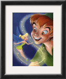 Tinker Bell and Peter Pan: A Touch of Magic Pôsters