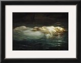 La Jeune Martyre Art by Paul Delaroche