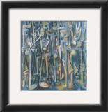 The Jungle, 1943 Prints by Wilfredo Lam