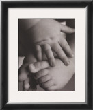Hope: Baby Hands and Feet Art by Laura Monahan