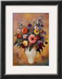 Vase of Flowers, 1912 Prints by Odilon Redon