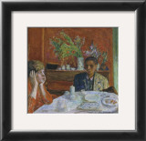 The Dessert, or After Dinner, c.1920 Prints by Pierre Bonnard